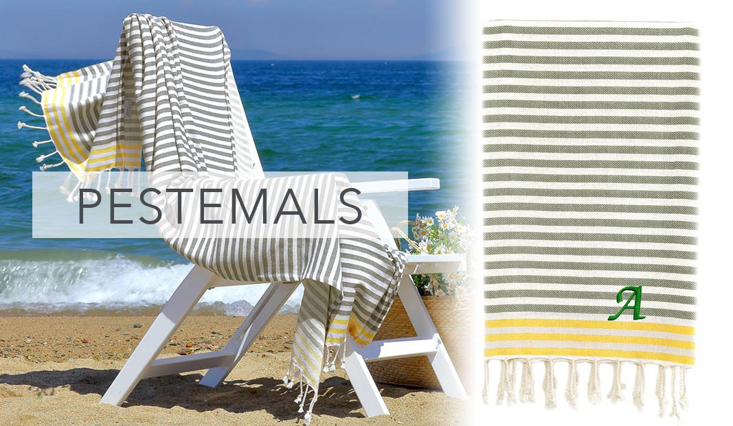 Pestemal Beach Towels
