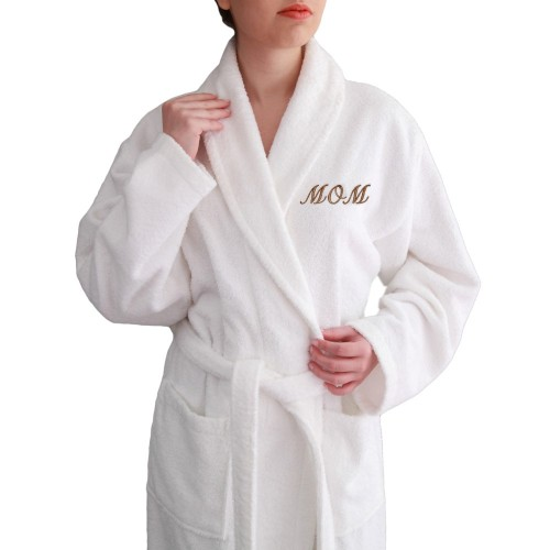 Terry Bathrobe For MOM