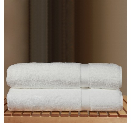 Standard Terry 2 Piece Bath Sheet Set