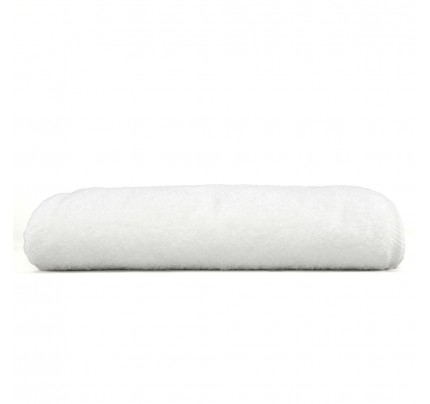 Soft Twist One-Piece Bath Sheet Set - White