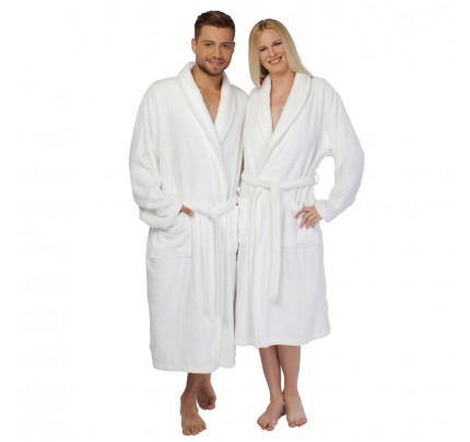 Unisex Terry Cotton Bathrobe